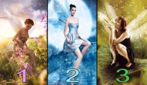 Choose a Fairy and Find out How Other People See You and What do They Think About You
