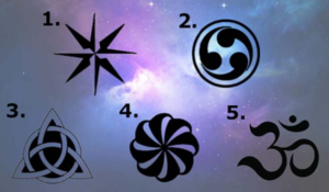Choose One of These Magic Symbols and Discover Something About Your Present: