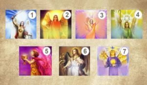 Choose One of the 7 Archangels Messengers of Light and Receive a Powerful Message!