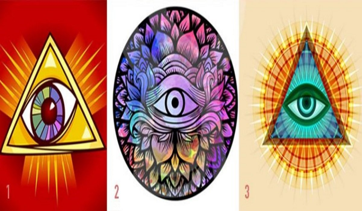 Choose a Mystical Eye and Find Out What People Really See When They Look at You!