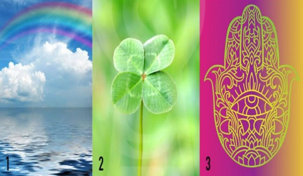 Choose a Lucky Charm and Receive a Powerful Message for Your Weekend