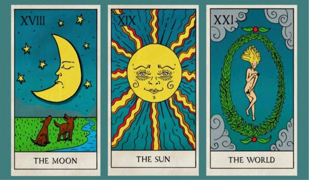 Receive a Special Message About Your Life by Choosing One of the Tarot Cards