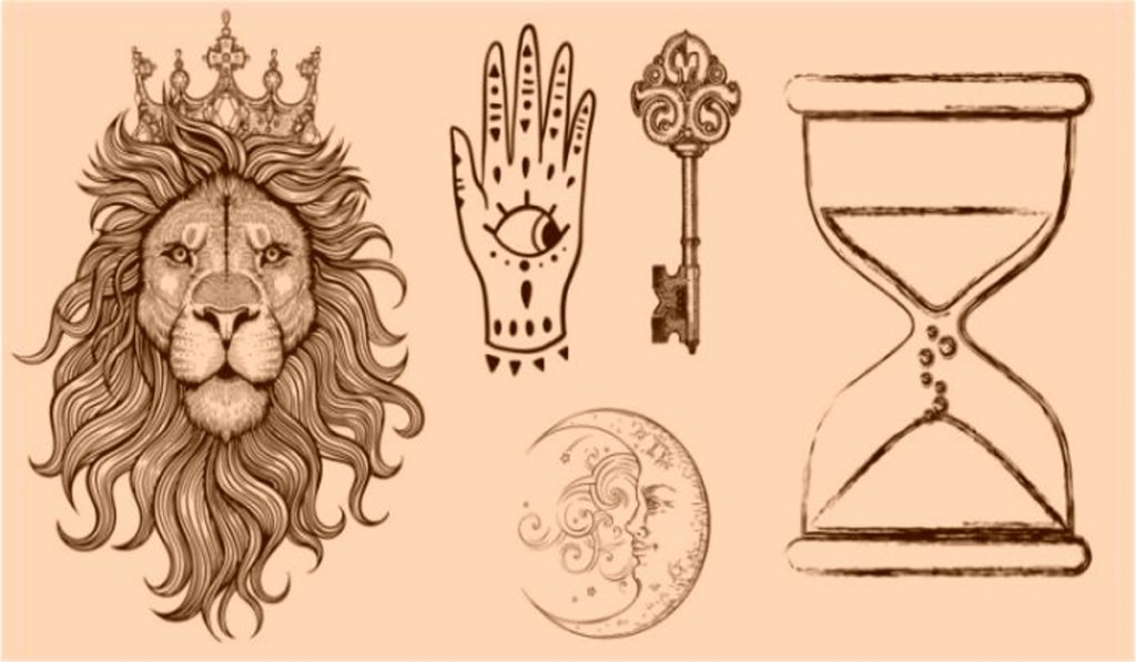 Choose an Alchemical Symbol and You Will Find the Longing of Your Spirit