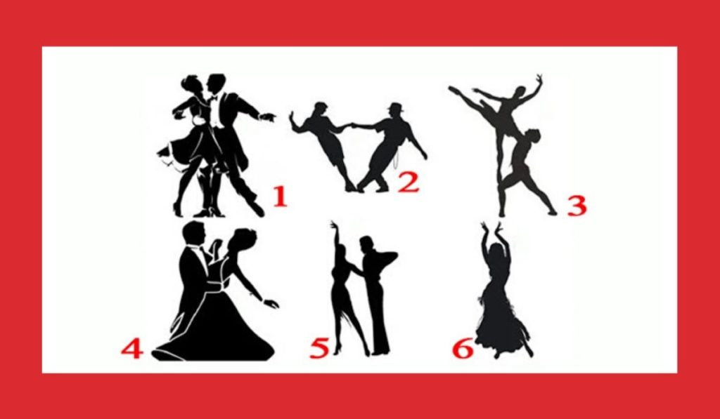 Choose a Dancing Couple and Find Out What Kind of Relationship You Need